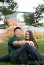 Richard and Sarah – Michigan State EngagementSession