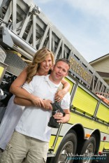 Fire Truck Engagement Session
