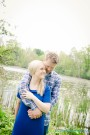 Jenny and Robert – Birmingham Quarton Lake Engagement Session